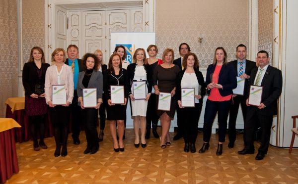 Magyar Üzleti Felelősség Díj 2015