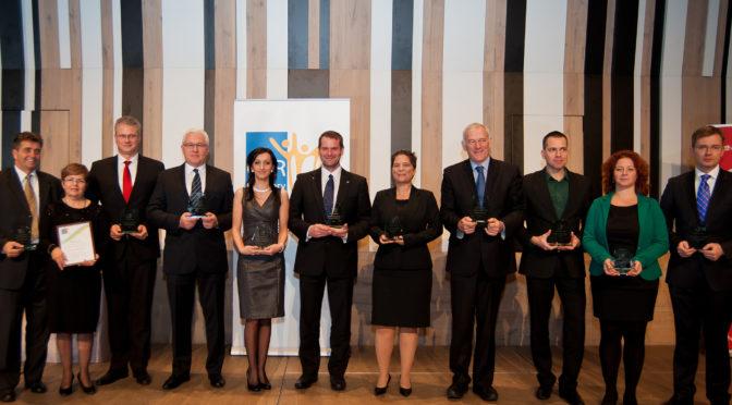 A CSR Hungary Díj 2014 védjegyhasználatának jogosultjai