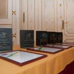 CSR Hungary Díj 2015 Díjátadó (oklevél és üvegdíj)