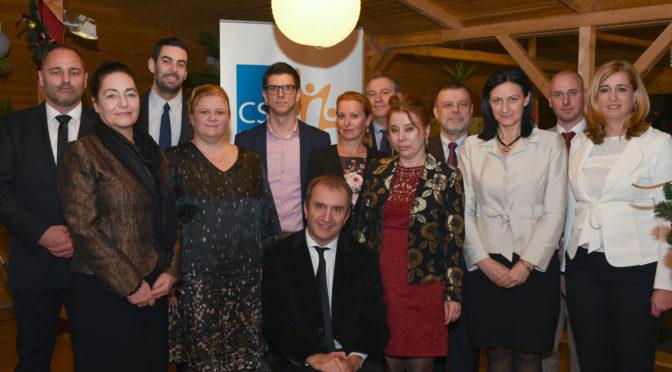 CSR Hungary Díj 2016