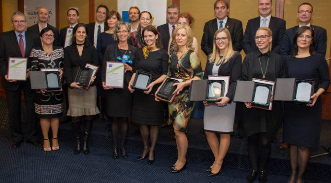 CSR Hungary Díj – amikor az üzlet érték