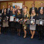 CSR Hungary díj 2017 nyertesei és a Bizottság tagjai