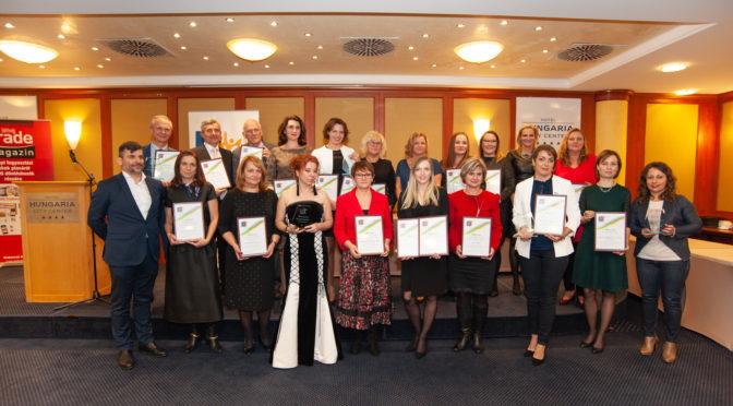 CSR Hungary Díj 2019 nyertesei