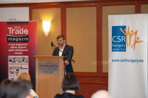 Hízó Ferenc, fenntartható fejelsztésért felelős helyettes államtitkár (ITM)