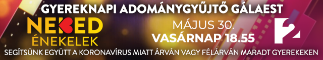 Neked énekelek- CSR Hungary Díjas Gálaműsor